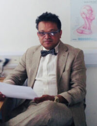 MBBS, FFARCS, Dip in pain med, FFPMCA,CCST (UK)  Consultant in Pain Medicine .  Dr Senasinghe in a dual citizen of Sri Lanka and the United Kingdom.